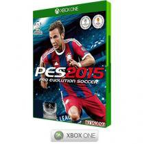 Pro Evolution Soccer 2015 para Xbox One - Konami