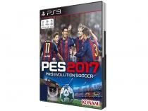 Pro Evolution Soccer 2017 para PS3 - Konami