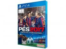 Pro Evolution Soccer 2017 para PS4 - Konami