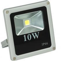 Projetor de Led Kian 10W Hi-Led IP65 Basic 6500K Bivolt - Kian