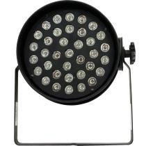 Projetor Pro PAR LED RGB Bivolt Preto - PLS - PLS