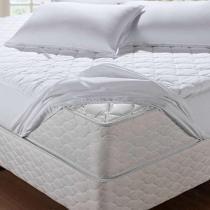 Protetor de Colchão King Size 193x203cm - Artex Sleep Care