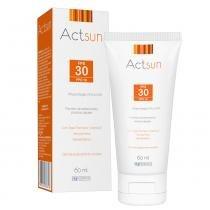 Protetor Solar Facial Fps30 Actsun - Protetor Solar - 60ml - Actsun