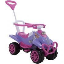 Quadriciclo Infantil a Pedal Cross Emite Sons - Calesita
