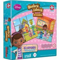 Quebra-Cabeça 12 Peças Dra Brinquedos - Estrela