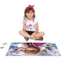 Quebra-cabeça 120 Peças Disney Frozen Grandão - Toyster