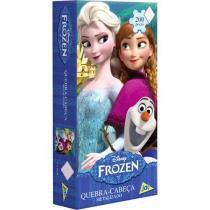 Quebra-Cabeça 200 Peças Frozen Jak - Toyster