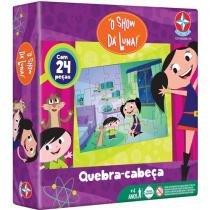 Quebra-cabeça 24 Peças Show da Luna - Estrela