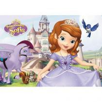 Quebra-Cabeça 30 Peças Disney Princesinha Sofia - Grow