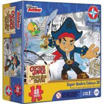 Quebra-cabeça 48 Peças Disney Junior - Estrela