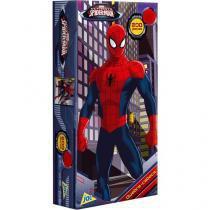Quebra Cabeça Marvel Ultimate Spider Man - 200 Peças - Toyster