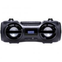 Rádio Boombox MP3/USB Bluetooth PB330BT Preto Bivolt - Philco - Bivolt (Manual) - Philco