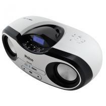 Rádio Boombox MP3/USB Controle Remoto PB329BT Bivolt - Philco - Bivolt (Manual) - Philco