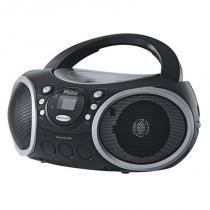 Rádio Estéreo Boombox com Display Digital PH61N2 Bivolt Preto - Philco - NULL - Philco
