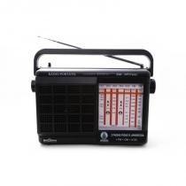 Rádio Portátil 7 Faixas F78AC/T74AC - Motobras - Motobras