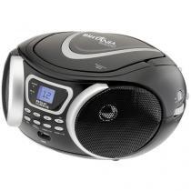Rádio Portátil AM/FM 10 Faixas BS9 - Britânia