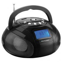 Rádio Portátil FM SP145 Boombox Multilaser