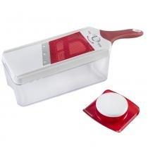 Ralador com Compartimento + 4 Lâminas Process 2156/103 - Brinox - Brinox