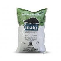 Raticida Maki Bloco Extrusado - 50 Pacotes de 20 g - Nitrosin