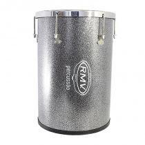Rebolo 12x45cm Sparkle Prata Escuro PRL0005 - RMV - RMV