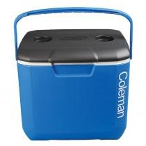Recipiente Termoplástico 30QT 28,3 Litros Azul - Coleman - Azul - Coleman