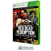 Red Dead Redemption: Game of The Year Edition - para Xbox 360 - Rockstar