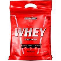 Refil Nutri Whey Protein Baunilha 907g - Integralmédica