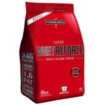 Refil Super Whey Reforce Baunilha 907g - Integralmédica