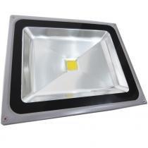 Refletor de LED Hitec TF1-50Y 3000K Branca Quente - Hitec