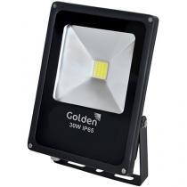 Refletor Ultra LED 30W 6000K - Golden