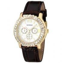 Relógio Ana Hickmann AH 30040 B Feminino - Social Analógico