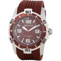 Relógio Backer 3086259M - Masculino Esportivo Analógico com Data