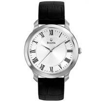 Relógio Bulova WB 21918 Q Masculino - Social Analógico