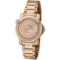 Relógio Champion Passion CN29141X Feminino Social - Analógico Pulseira de Aço Resistente à Água