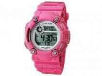 Relógio Cosmos OS 41388 H Feminino - Esportivo Digital com Cronômetro e Cronógrafo