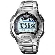 Relógio de Pulso Digital Masculino - Casio Mundial W-753D-1AVDF