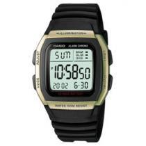 Relógio de Pulso Digital Masculino - Casio Mundial W-96H-9AVDF