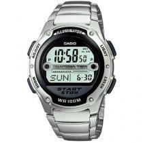 Relógio de Pulso Digital Masculino - Casio W756D1AVDF