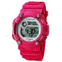Relógio de Pulso Feminino Esportivo Digital - Cosmos OS 41388 I