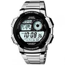 Relógio de Pulso Masculino Esportivo Digital - Casio AE 1000WD 1A