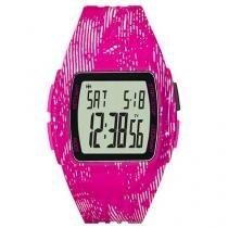 Relógio Feminino Adidas Performancer ADP3185/8TN - Digital Resistente à Água Cronômetro Calendário