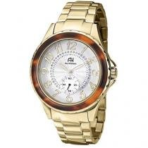 Relógio Feminino Ana Hickmann AH28679M - Analógico Resistente à Água