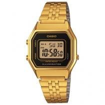 Relógio Feminino Casio LA680WGA-1DF - Digital Resistente a Água