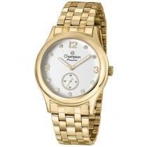 Relógio Feminino Champion CH38226H - Analógico Resistente à Água