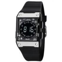 Relógio Feminino Cosmos OS 48612 P - Digital Resistente á Água com Cronômetro