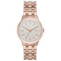 Relógio Feminino DKNY Fashion NY2383/4KN - Analógico Resistente a Água