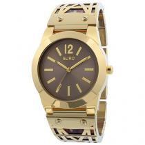 Relógio Feminino Euro Premium EU2035YAA/4C - Analógico Resistente á Àgua
