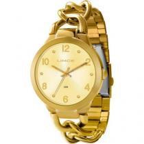 Relógio Feminino Lince LRG4253L S2KX - Analógico Resistente a Água