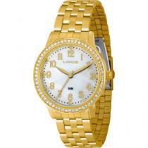 Relógio Feminino Lince LRG4256L B2KX - Analógico Resistente a Água