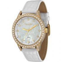 Relógio Feminino Mondaine 69258LPMEDH1 - Analógico Resistente a Água